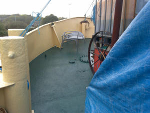 20100519-painted foredeck