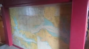 charts varnished