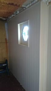 panel fin