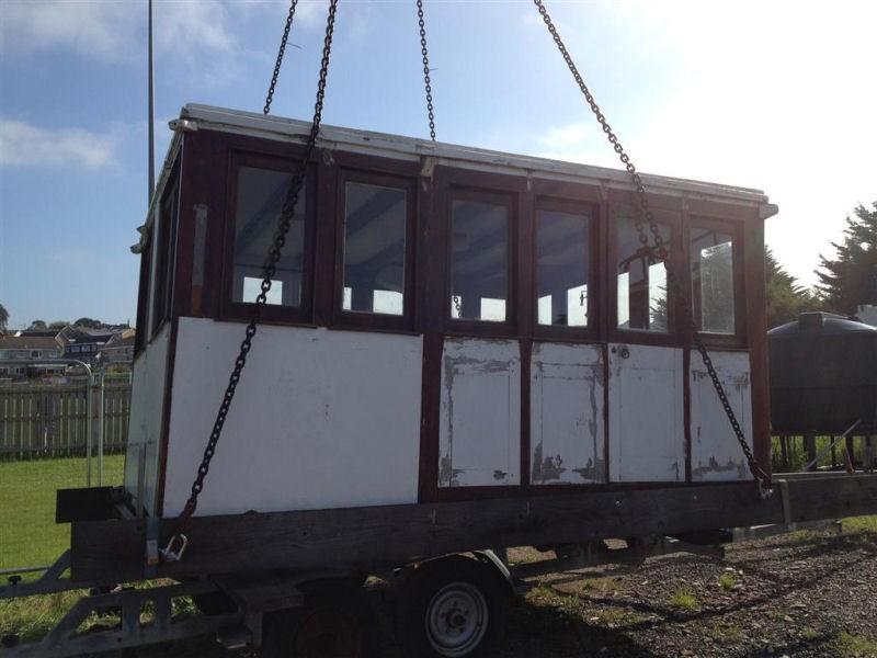 first lift